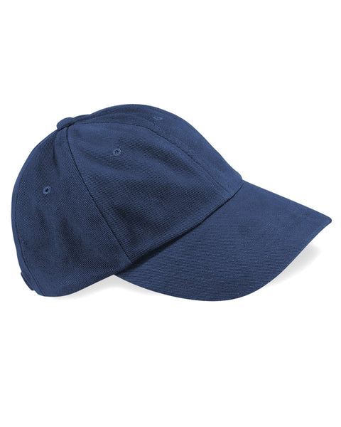 B57 Beechfield  Low Profile Heavy Brushed Cotton Cap