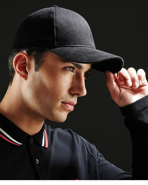 B860 Beechfield  Signature Stretch-Fit Baseball Cap