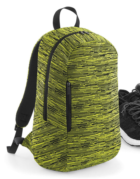 BG198 Bagbase Duo Knit Backpack