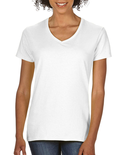 CC3199 Comfort Colors Ladies' Midweight V-Neck Tee