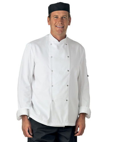 DD08 Dennys Long Sleeve Chef's Jacket
