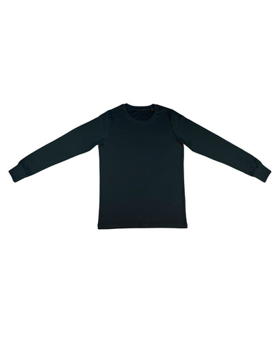 JIM Nakedshirt Men's 'Jim' Organic Long Sleeve T-Shirt