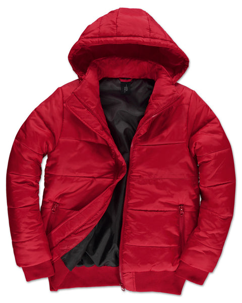 JM940 B&C Men's Superhood Jacket