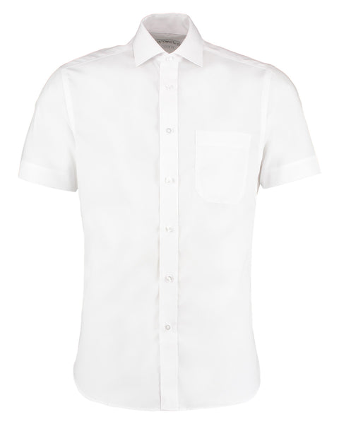 KK115 Kustom Kit Men's Premium Non-Iron Short Sleeve Shirt