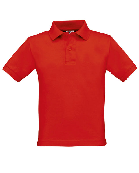 PK486 B&C Kid's Safran Polo Shirt