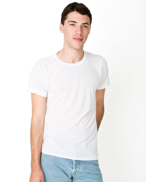 PL401W American Apparel Unisex Sublimation Short Sleeve Tee