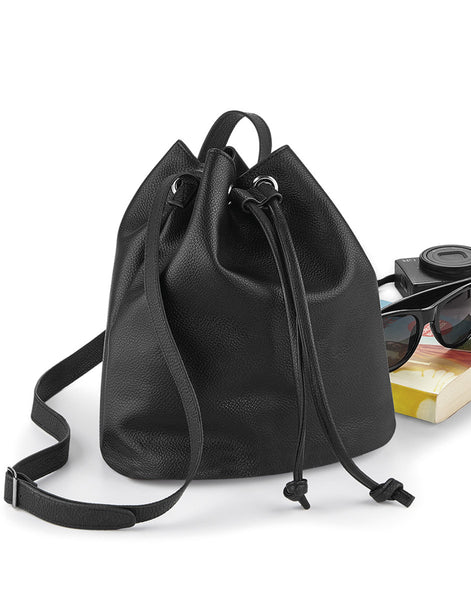 QD886 Quadra NuHide™ Bucket Bag