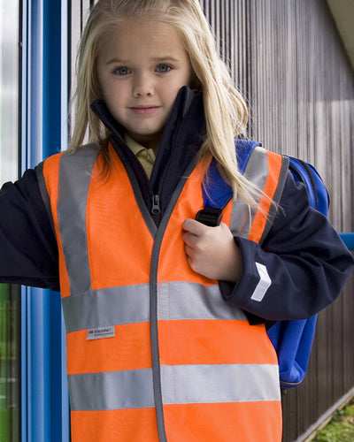 Result Safeguard Junior Hi-Vis Vest