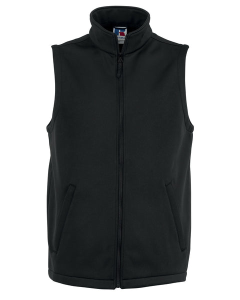 R041M Russell Men's Smart Softshell Gilet