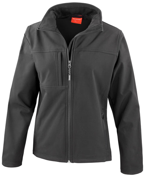 R121F Result Women's Classic Softshell Jacket