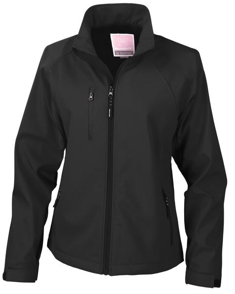 R128F Result Women's Base Layer Softshell Jacket