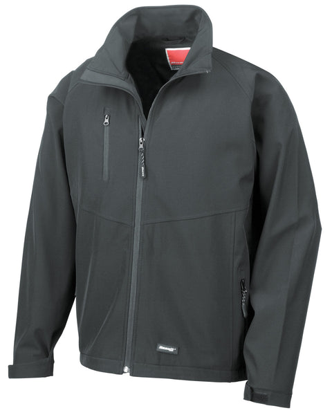 R128M Result Men's Base Layer Softshell Jacket