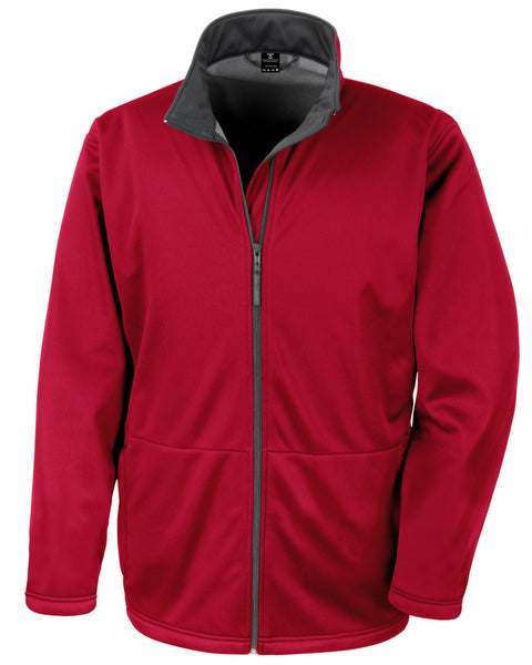 R209M Result Core Men's Softshell Jacket
