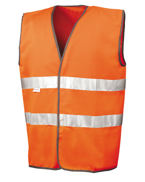 R211X Result Safeguard Motorist Safety Vest