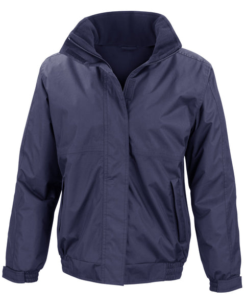 R221F Result Core Ladies' Channel Jacket