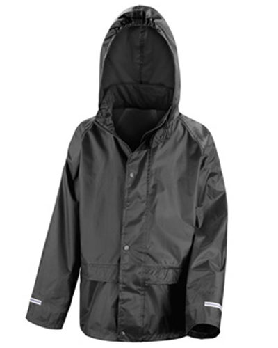 R227J Result Core Junior Rain Jacket