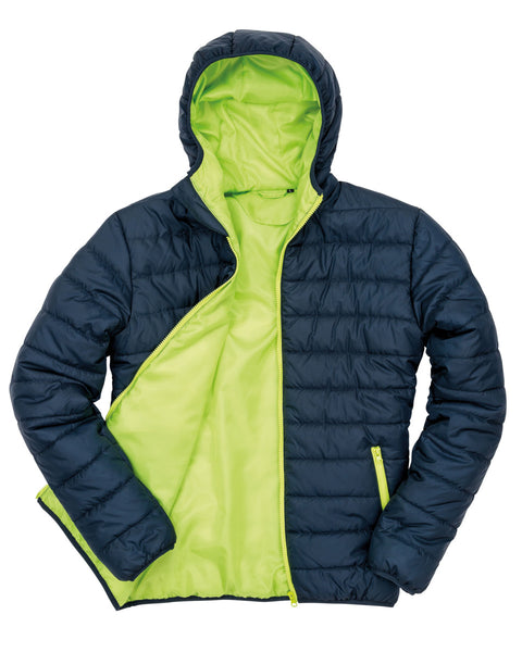 R233M Result Core Men's Soft Padded Jacket