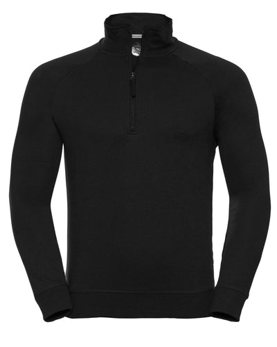 R282M Russell Men's HD Quarter Zip Sweat