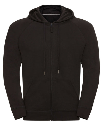 R284M Russell Men's HD Zipped Hooded Sweat