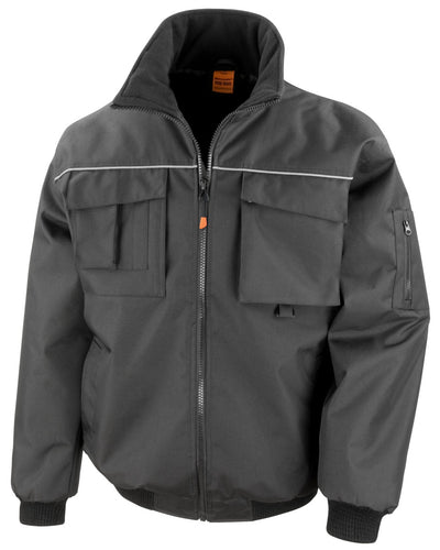 R300X WORK-GUARD by Result Sabre Pilot Jacket