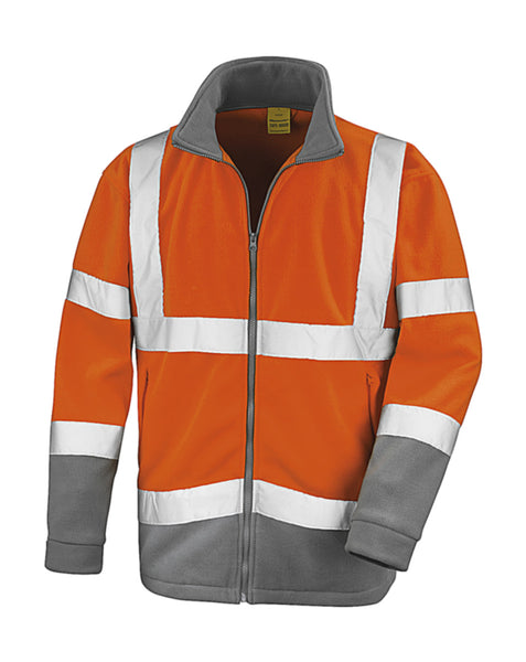 R329X Result Safeguard Safety Microfleece