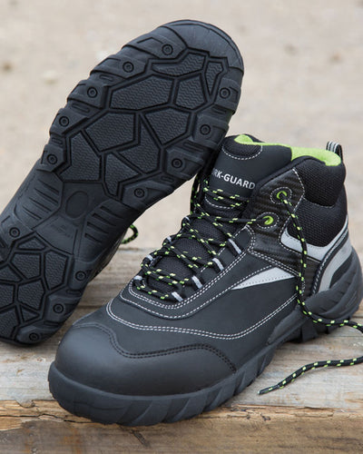 R339X WORK-GUARD by Result Blackwatch Safety Boot