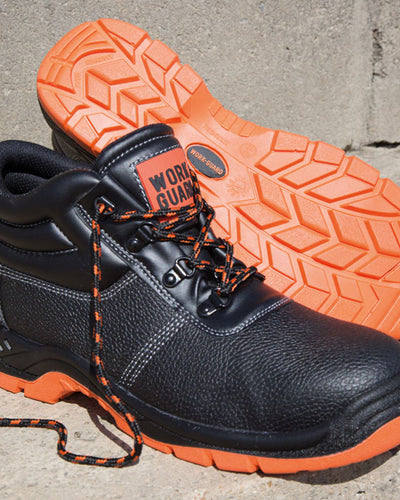 R340X WORK-GUARD by Result Defence Safety Boot