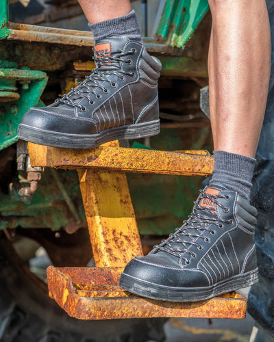 R341X WORK-GUARD by Result Stealth Safety Boot