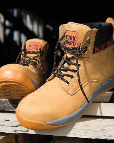 R344X WORK-GUARD by Result Strider Safety Boot