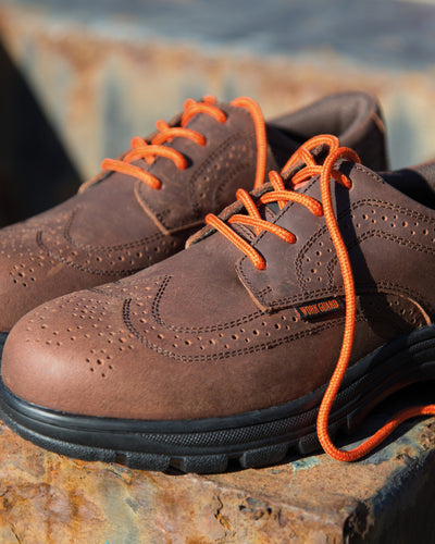 R345X WORK-GUARD by Result Managers Brogue Shoe