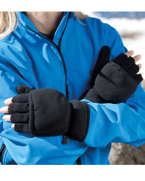 R363X Result Winter Essentials Palmgrip Glove-Mitt