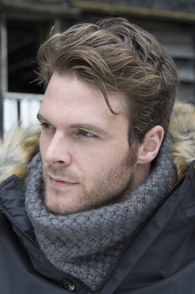 Result Winter Essentials Braided Snood