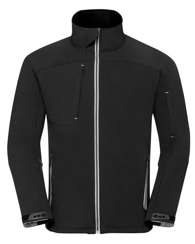 R410M Russell Men's Bionic Softshell Jacket