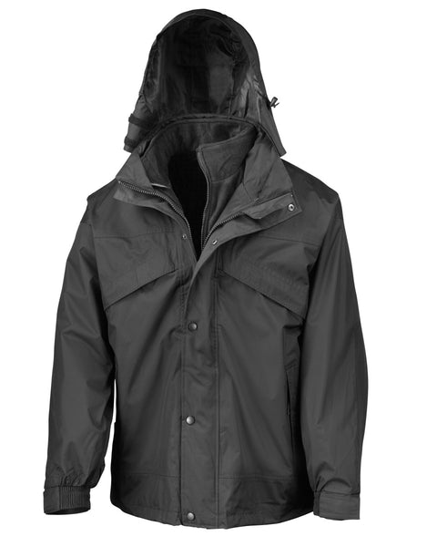 R68X Result 3-in-1 Zip and Clip Jacket