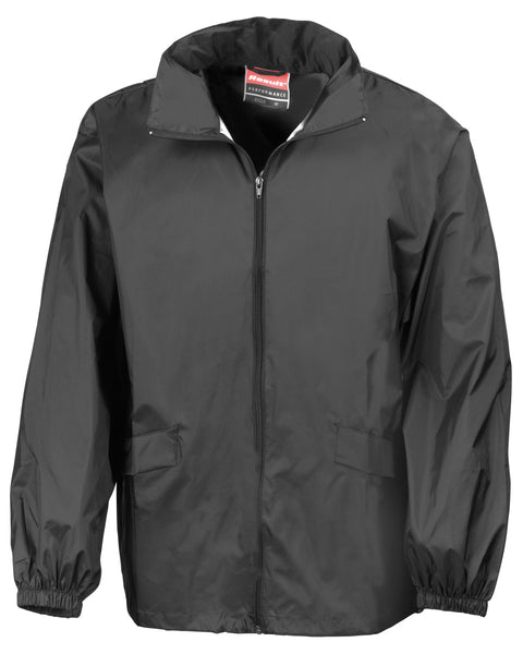 R92X Result Lightweight Windcheater in a Bag