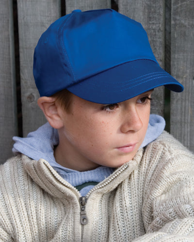 Result Headwear Children's Cotton Cap