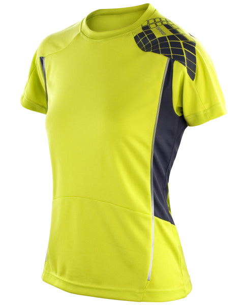S176F Spiro Ladies'  Training Shirt