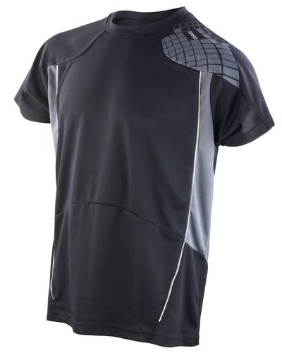 S176M Spiro Men's Training Shirt