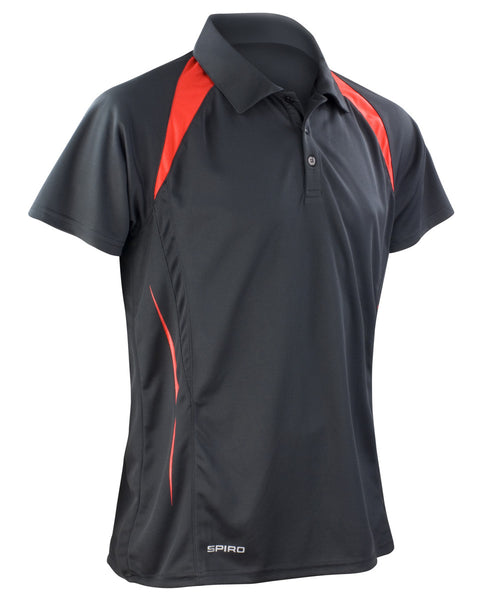 S177M Spiro Men's Team Spirit Polo Shirt