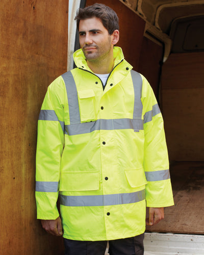 R218X Result Safeguard Motorway Jacket