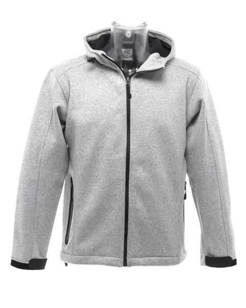 SG45 SG Men's Knitted Bonded Softshell