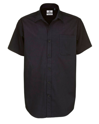 SMT82 B&C Men's Sharp Short Sleeve Shirt
