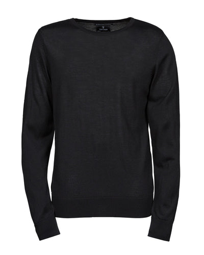 TJ6000 Tee Jays Men's Crew Neck Knitted Sweater