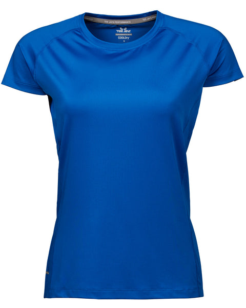 TJ7021 Tee Jays Ladies' CoolDry Tee