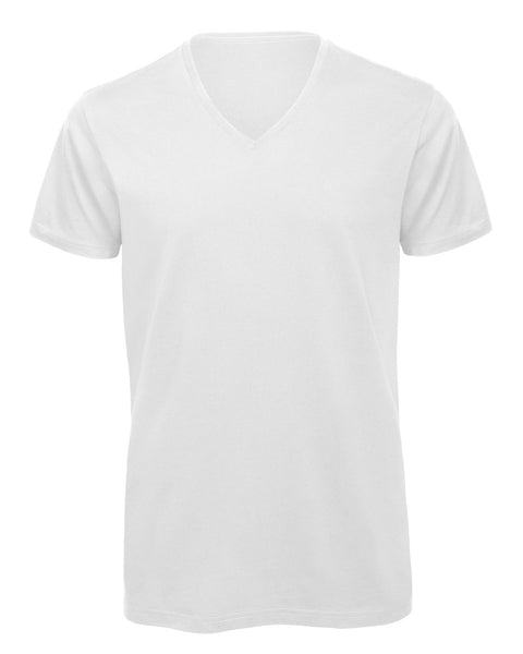 TM044 B&C Men's Inspire V-Neck Tee