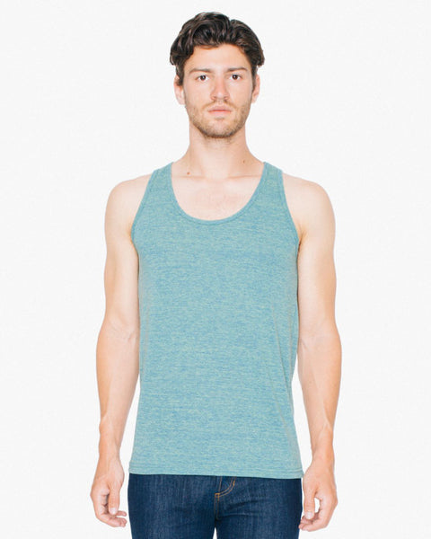 TR408W American Apparel Unisex Triblend Tank Top