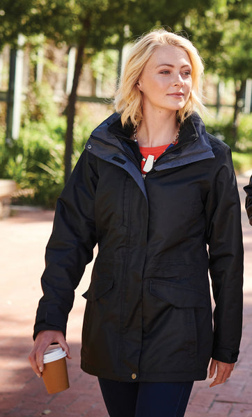Regatta Ladies' Benson III Breathable 3 In 1 Jacket