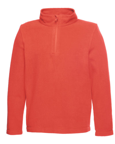 TRF516 Regatta Junior Brigade Half Zip Fleece