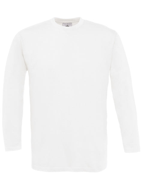 TU003 B&C Men's Exact 150 LSL T-Shirt