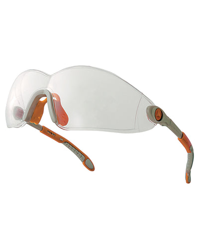 VULCANO Delta Plus Polycarbonate Single Lens Glasses